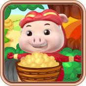 猪猪侠:松鼠爱吃爆米花