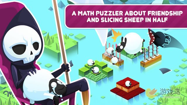 休闲益智游戏《羊群分离法》降价促销[多图]图片2