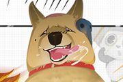 使徒子一条狗乱入《超能动物联盟》视频
