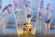 《神武2》美女玩家自编可爱美丽熊猫舞