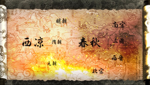 主动技穿越卡牌《将临天下》视频宣传片[多图]图片1