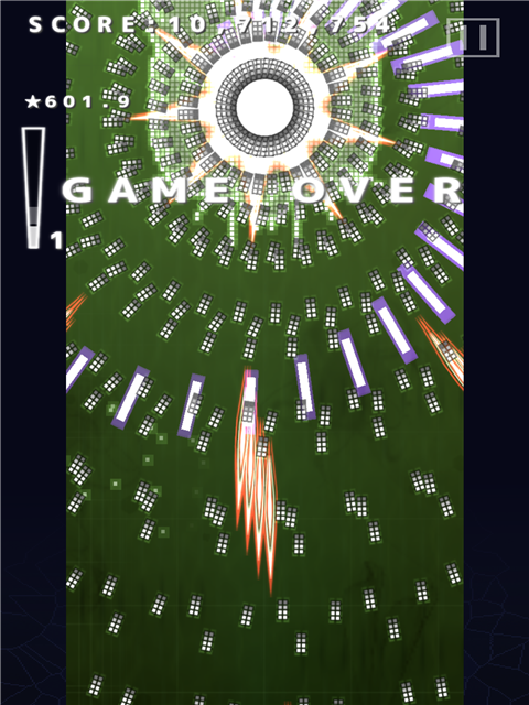 《Decluster零:弹丸夜曲》评测 弹幕地狱[多图]图片1