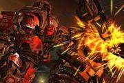 机甲游戏《战锤40K自由之刃》公布预告