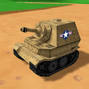 3D迷你坦克