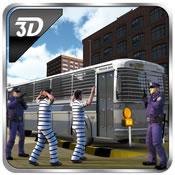 警方运输车监狱巴士3D