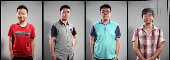 炉石传说世锦赛中国队队员巡礼[多图]