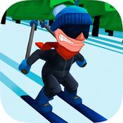 高山滑雪3D