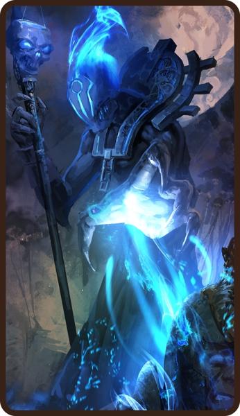 刀塔传奇新英雄大魔导师拉比克曝光[多图]图片2