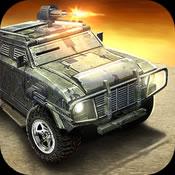军用卡车3D