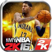 我的NBA 2K16