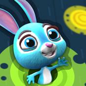 跳跃的兔子