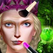 黑暗王后的化妆间