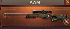 CF手游AWM属性图鉴 最常用狙击枪[图]