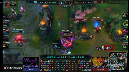 lols5总决赛FNC3比0大胜KOO晋级决赛[多图]图片3