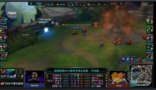 lols5总决赛FNC3比0大胜KOO晋级决赛[多图]图片9