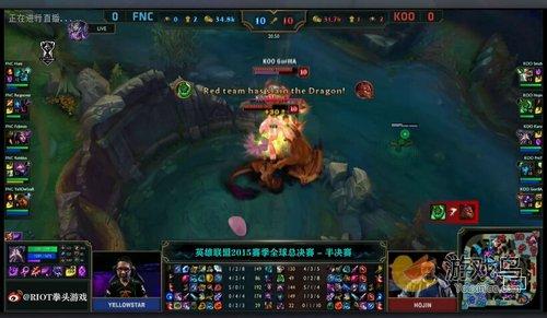 lols5总决赛FNC3比0大胜KOO晋级决赛[多图]图片6