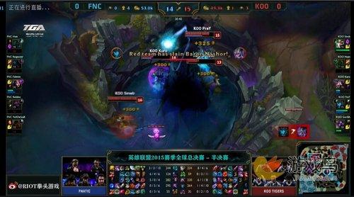 lols5总决赛FNC3比0大胜KOO晋级决赛[多图]图片4