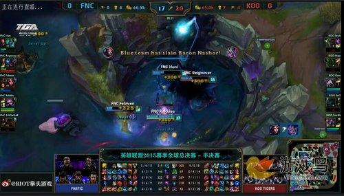 lols5总决赛FNC3比0大胜KOO晋级决赛[多图]图片2