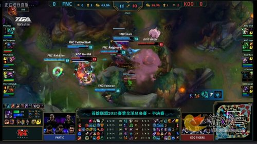 lols5总决赛FNC3比0大胜KOO晋级决赛[多图]图片5