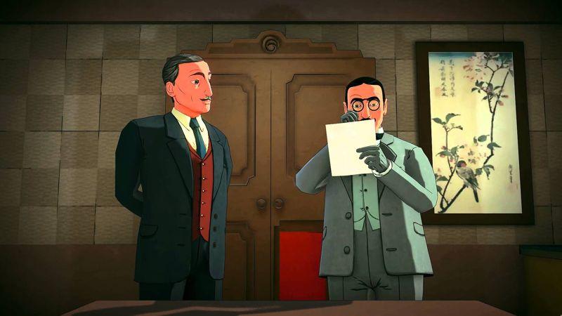 化身侦探 《ABC谋杀案》同名手游正式公布[多图]图片2