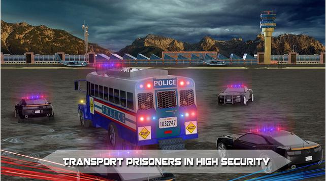 警方飞机监狱航班图5: