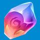 天天酷跑3D最新宝物大全之天虹之彩