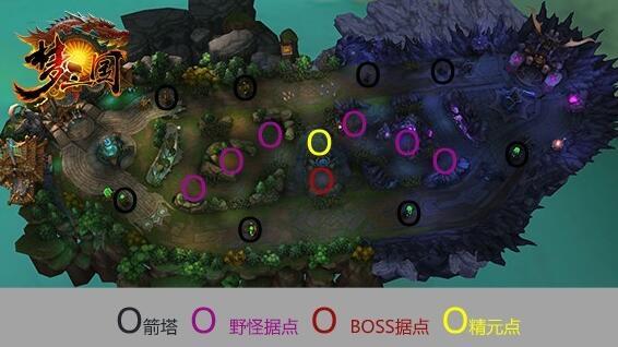 主打3V3对战! 梦三国手游3V3地图解析[图]图片1