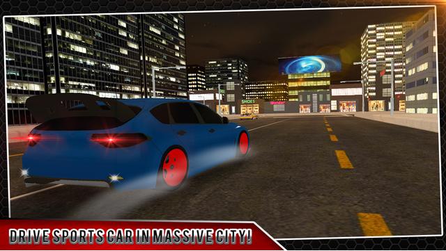 城市市汽车3D:盗窃汽车司机图5: