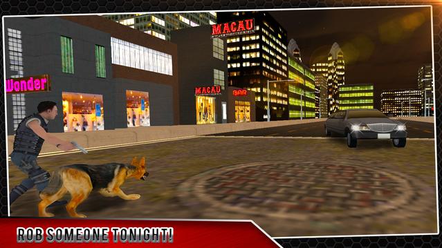 城市市汽车3D:盗窃汽车司机图4: