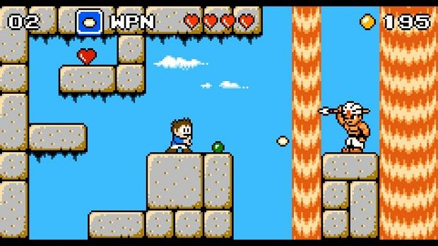 终于不跳票 动作冒险游戏《冒险男孩》上架[多图]图片2