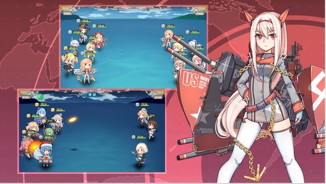 战舰少女R图1: