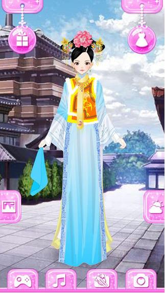 清朝公主图3: