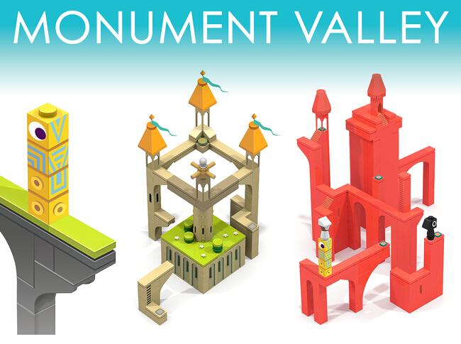 网友投票 乐高或投产《纪念碑谷》场景玩具[图]图片1