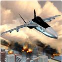 喷气战斗机市攻击