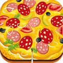 为晚餐做披萨