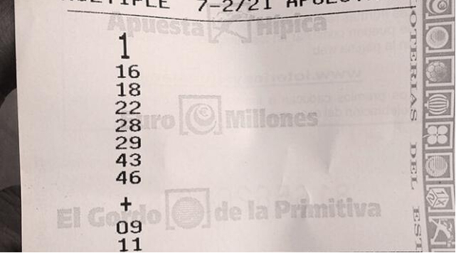 中国打工仔在西班牙中10亿彩票 穷的只剩下钱[多图]图片2