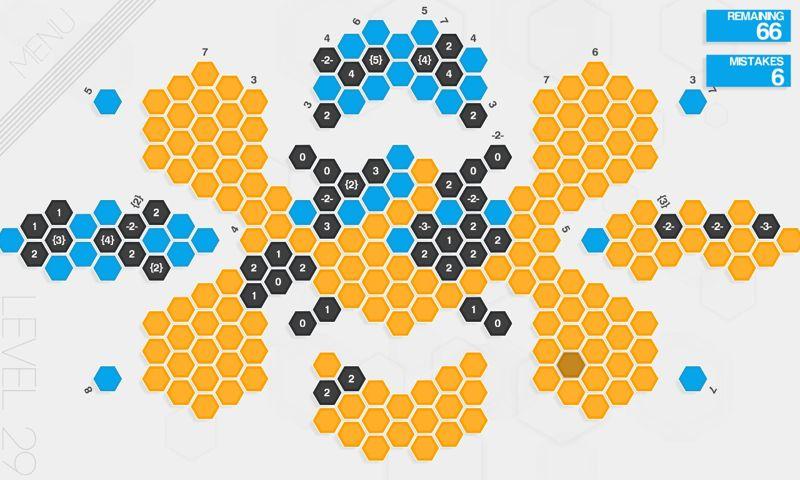升级版扫雷 《六角细胞》4月上架移动平台[多图]图片1