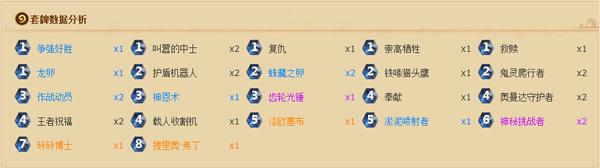九成胜率冲传说 炉石传说天高蛋蛋佛祖骑[多图]图片3