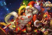 王者荣耀圣诞场景抢先看 圣诞限定皮肤出场![多图]