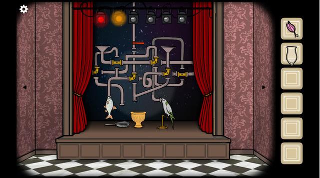 方块逃脱:剧场图4: