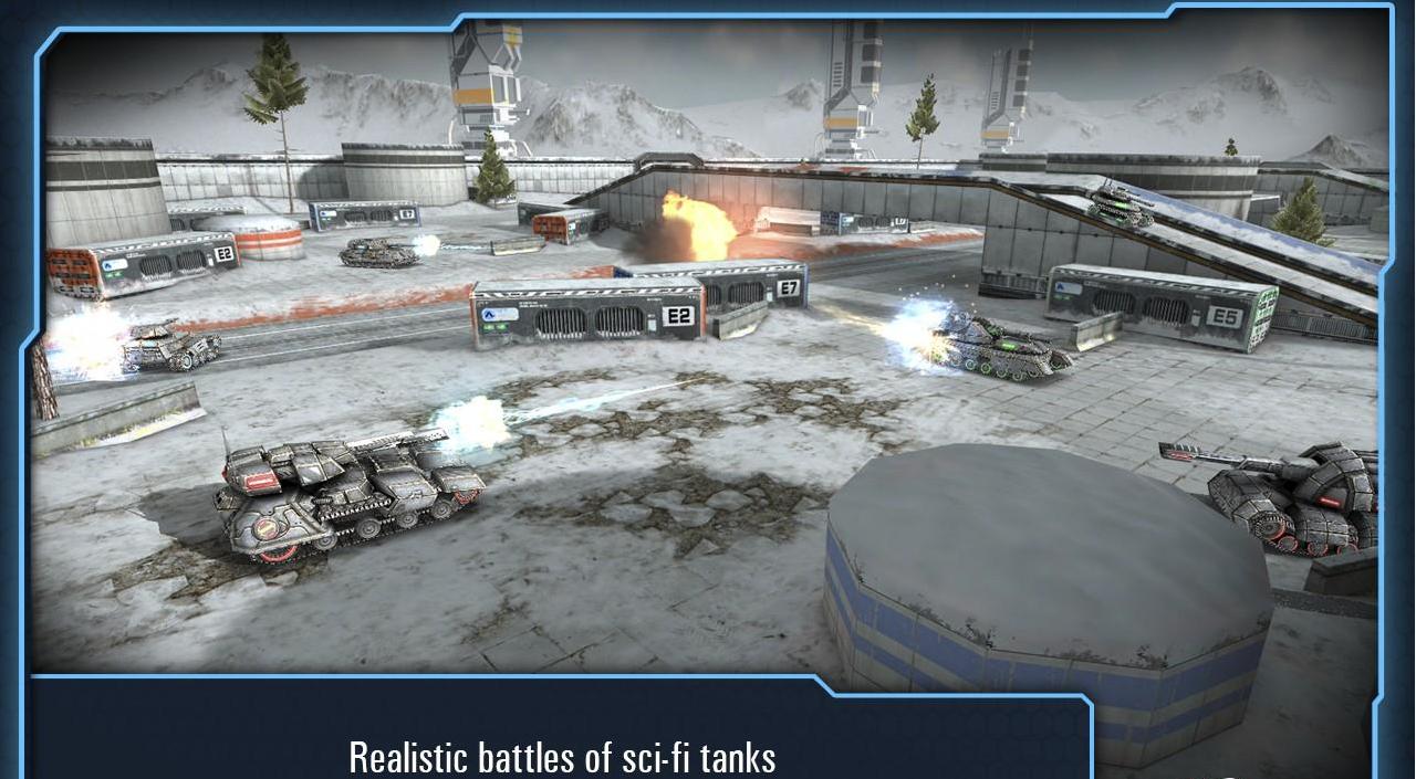 钢铁坦克图1: