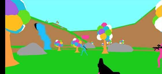 色彩射击图1: