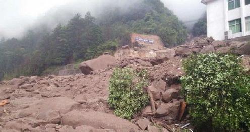 福建三明山体滑坡 10万方以上大型自然灾害[多图]图片1
