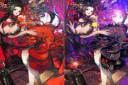 风月艺妓幽兰 战斗吧剑灵稀有寻宝卡牌更新[多图]
