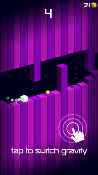 重力翻转安卓官方版游戏下载图2: