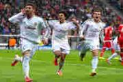 拉莫斯:祝贺巴萨夺冠 欧冠决赛要昂首离开[图]