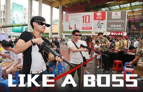 CFM高校联赛气氛火热 华南战区决赛激战广州[多图]图片2