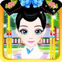 清宫美人化妆师
