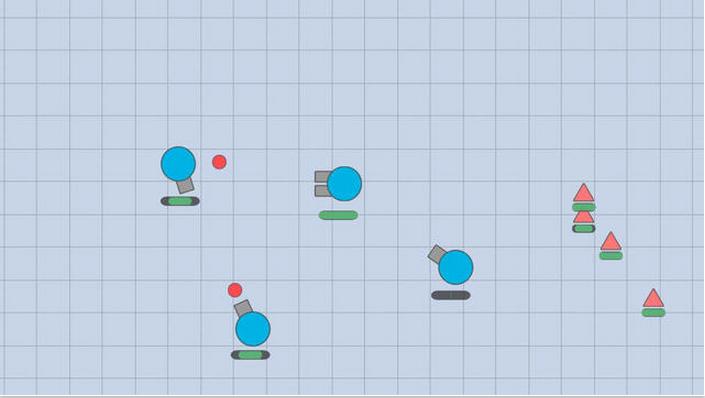 坦克大作战图1: