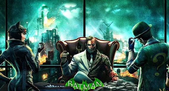 扮演罪犯《蝙蝠侠:阿卡姆地下世界》上线[多图]图片1